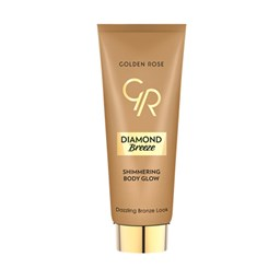 شیمر گلدن رز Golden Rose مدل DIAMOND Breeze